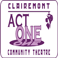 Clairemont Act One Logo