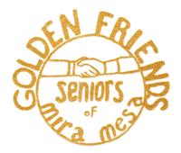 Golden Friends Logo