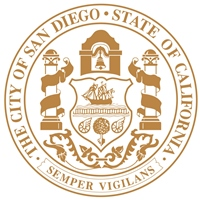 City of San Diego Seal sm